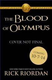 Blood of Olympus, The (The Heroes of Olympus) | stuff | Scoop.it