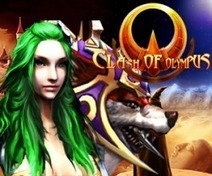 Clash of Olympus to be Launched on Lekool Games | PRLog | Free Online Games | Scoop.it
