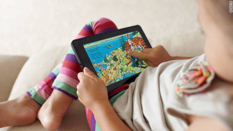 Kindle Fire vs. iPad: Which is right for you? - CNN.com | Publishing Digital Book Apps for Kids | Scoop.it