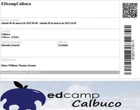 Edcamp Calbuco | Unconference EdcampSantiago | Scoop.it