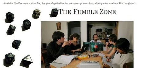 The Fumble Zone, la websérie rôliste de Mithril Studio | Jeux de Rôle | Scoop.it
