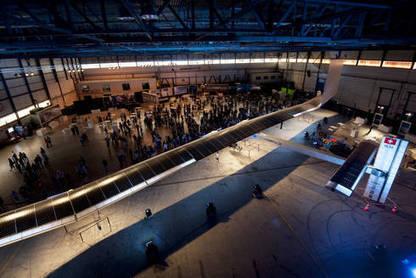 Solar Powered Plane's Historic Flight To Morocco | Solar Power for Grades K-8 | Scoop.it
