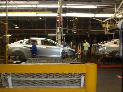 Planta de Ford Hermosillo logra producir 63 unidades por hora - Autocosmos.com | Producción Ford | Scoop.it