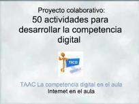 Actividades para desarrollar la competencia digital - Didactalia: material educativo   Competencia Informacional   Scoop.it