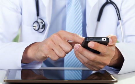 The Future of Healthcare is Already at Your Fingertips [INFOGRAPHIC] | Doctor Data | Scoop.it