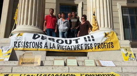 La confédération paysanne porte plainte contre les laiteries dans la Loire - France bleu | Le Fil @gricole | Scoop.it