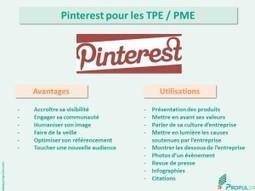 PME / TPE : ne négligez pas l'impact de Pinterest dans votre stratégie de contenu   Social Media Curation par Mon Habitat Web   Scoop.it