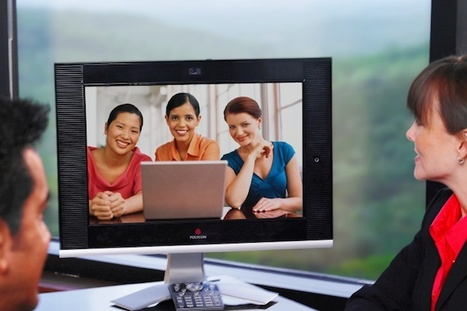 New Videoconferencing Service Allows Up To 20 People Together for $199 a Month | SocialNetworks | Scoop.it