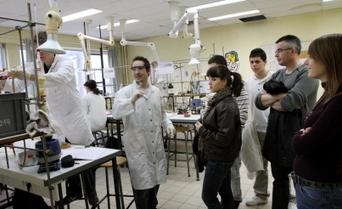 Vingt bougies à l'IUT de chimie de Saint-Avold - Le Républicain Lorrain | Info chimie | Scoop.it