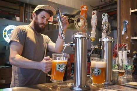 Craft brewers tap down resistance to Wall Street investors | International Beer News | Scoop.it
