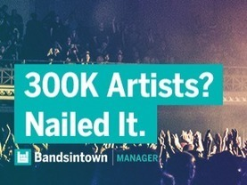 Celebrating 300K Artists! | Music Industry News | Scoop.it