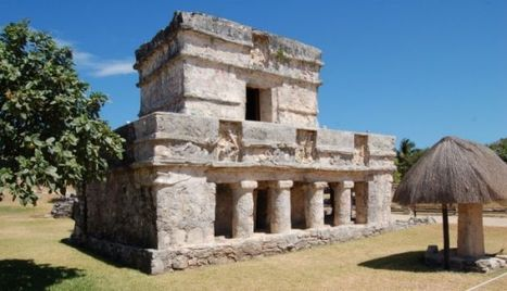 The Tulum pyraminds in Mexico | Cancun Airport Transfers to Riviera Maya | Scoop.it