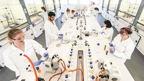 How to start a chemistry department | Lancaster University business media coverage | Scoop.it
