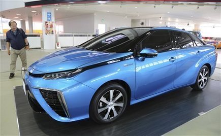 After hybrid success, Toyota gambles on fuel cell (Update) | Sustain Our Earth | Scoop.it