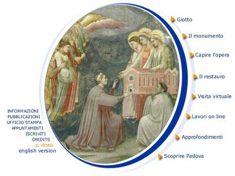 Gli Scrovegni dalla A alla Z | visitando la cappella degli scrovegni | Scoop.it