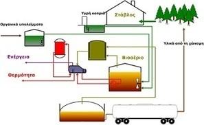 Η διεργασία της αναερόβιας χώνευσης | Βιομάζα | Scoop.it