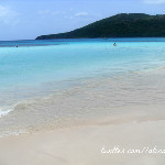 Picture of Flamenco Beach on Culebra Island, Puerto Rico! It is so breathtaking! | Culebra | Scoop.it
