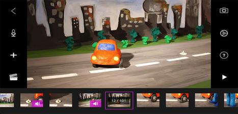 Créer de merveilleux dessins animés image par image en HD #StopMotion (Android/IOs/WindowsApps) | Ressources pour les Arts Visuels en primaire | Scoop.it