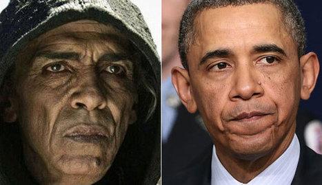 Şeytan Obama'ya benziyor mu? - ABD- ntvmsnbc.com | Siyaset Gündem | Scoop.it