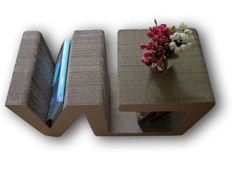 Flurniture : PULSE Coffee Table | meubles et objets en carton | Scoop.it