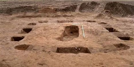 Archaeologists uncover graves of national significance near Meigle | World Neolithic | Scoop.it