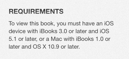 iBooks Textbooks category leaks out on iOS 7 iPhone App Store | ibook | Scoop.it