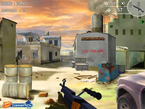 تحميل لعبة الحرب العالمية WW4 Shooter للكمبيوتر | تحميل العاب مجانية | kadergtu | Scoop.it