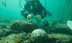 Marine archaeologists discover rare artefacts at 1503 shipwreck site | Arqueología submarina y subacuática, Navegación histórica,  Ciencias y Técnicas Auxiliares y afines. Investigando en Arqueología  Submarina. | Scoop.it