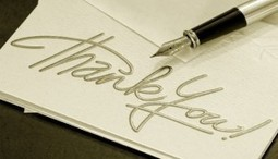 The Simplest Way to Express Gratitude - General Leadership | Mediocre Me | Scoop.it