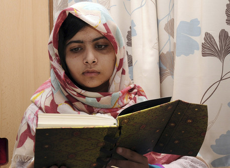 Malala Comes To The United Nations | MacPhail Human Rights | Scoop.it