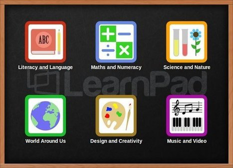 LearnPad - The Tablet Computer Designed for Education | K-12 Web Resources | Scoop.it