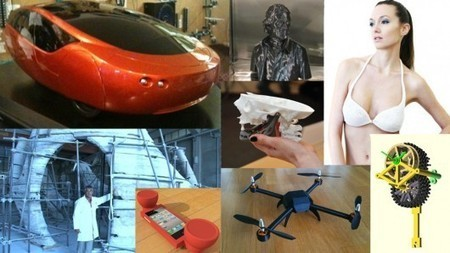 Eight awesome things to come out of a 3D printer | 3D Printing and Fabbing | Scoop.it