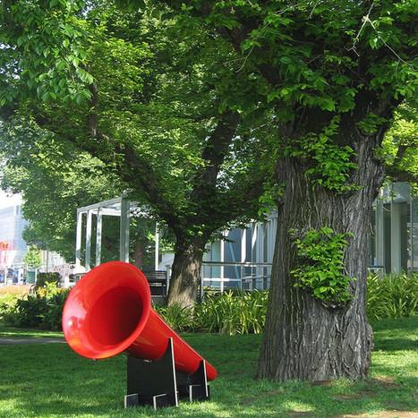 Earing Pavillon | DESARTSONNANTS - CRÉATION SONORE ET ENVIRONNEMENT - ENVIRONMENTAL SOUND ART - PAYSAGES ET ECOLOGIE SONORE | Scoop.it