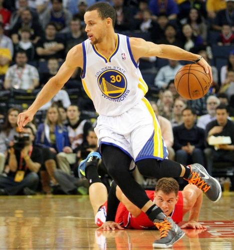 Stephen Curry Crossovers - Basketball Crossover   Basketball Locker   Scoop.it