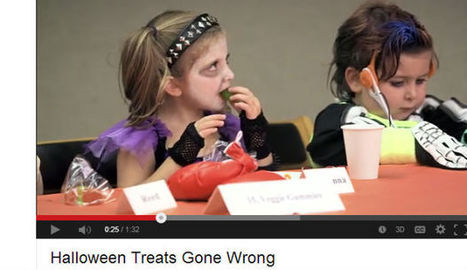 Funny ad on Halloween candy goes viral - WNCN | Humor | Scoop.it