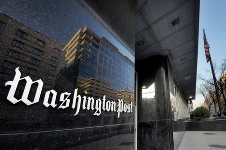 Jeff Bezos is buying The Washington Post. Here's what that means.   Futurewaves   Scoop.it