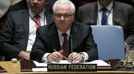 #Turkey and #USA failed to notify #UN Security Council of #ISIS #oil smuggling - Russian UN envoy Churkin  - #Daech | News in english | Scoop.it