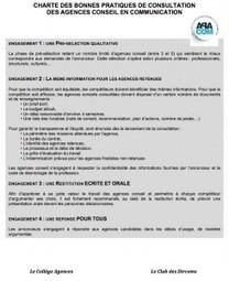 Charte APACOM de bonnes pratiques entre agences et annonceurs   Bordeaux & Web   Scoop.it