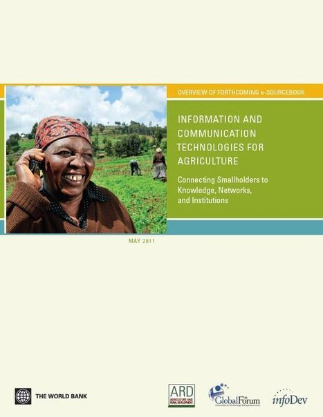 Donor Platform - ICT for Agriculture e-Sourcebook | E-skills | Scoop.it
