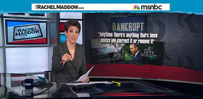 Rachel Maddow Rips Romney Over His Lying Ads: VIDEO | Daily Crew | Scoop.it