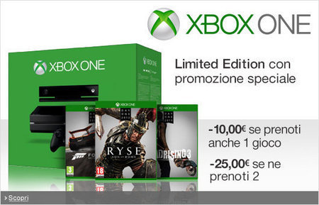 Promozione Amazon per Xbox One con Forza Motorsport 5 | Angariblog.net | AngariBlog | Scoop.it