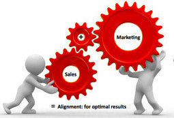 Five Ways to Ensure Your Sales Team is Not Aligned with Marketing - Business 2 Community | Digital-News on Scoop.it today | Scoop.it