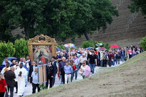 La Madonna del Giro: da Urbino a Montecalvo in Foglia | Le Marche un'altra Italia | Scoop.it