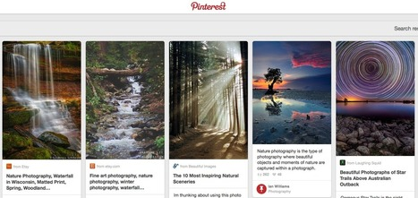 Can Pinterest Compete With Google's Search? | Pinterest | Scoop.it