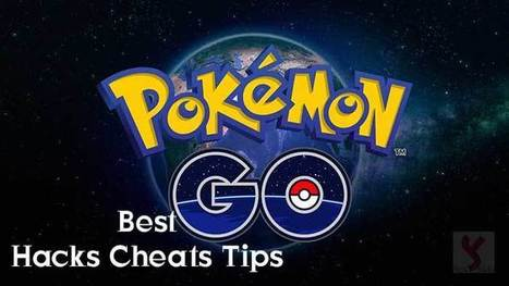 10+ Best POKEMON GO Android HACKS, Cheats, Tweaks, Tips [Guide] | Best Firefox Add-ons | Scoop.it