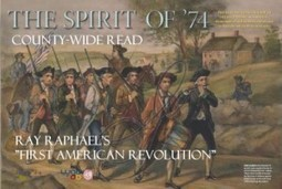 County-Wide Read Underway - The Worcester Revolution of 1774 | Worcester, Massachusetts | Scoop.it