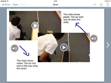 Using Book Creator as an Assessment Tool | Curtin iPad User Group | Scoop.it