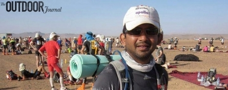 The Indian at the Marathon of the Sands | The Outdoor Journal | DELL P2212H monitor | Scoop.it