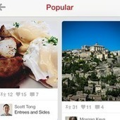 Pinterest for iOS Gets Some New Swipe Gestures | Digital-News on Scoop.it today | Scoop.it