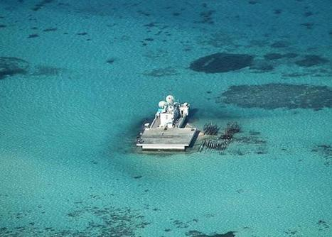 China's Island Factory | Global Affairs & Human Geography Digital Knowledge Source | Scoop.it